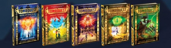 TombQuest-series